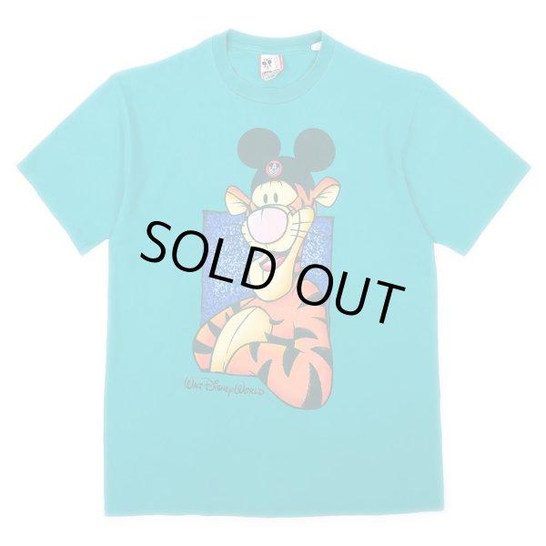 """画像1: 90's Disney キャラクタープリントTシャツ """"Tigger / MADE IN USA"""" (1)"""