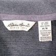 画像2: 90's Eddie Bauer L/S ポロシャツ (2)