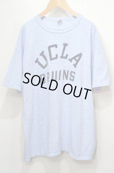 """画像1: 80's Champion 88/12 プリントTシャツ """"UCLA BRUINS / MADE IN USA"""" (1)"""