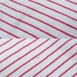 画像4: 90's BASIC EDITIONS マルチボーダー柄 ヘンリーネックTシャツ (4)