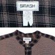 画像3: 90's SMASH S/S バンドカラーレーヨンシャツ (3)