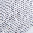 """画像4: 90's Eddie Bauer マルチストライプ柄 バンドカラーシャツ """"白タグ"""" (4)"""