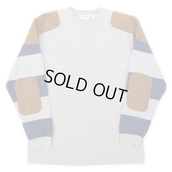画像1: 90's ORVIS フットボールTシャツ (1)