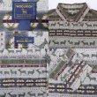 画像3: 90's Woolrich 総柄 ボタンダウンシャツ (3)