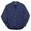 画像1: 90's Polo Ralph Lauren オープンカラー レーヨンシャツ (1)
