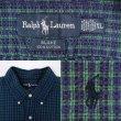 """画像3: 90's POLO Ralph Lauren S/S ボタンダウンシャツ """"BLAKE"""" (3)"""