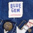 """画像3: 50's BLUE GEM デニムオーバーオール """"ローバックスタイル"""" (3)"""