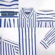 画像3: 90's Polo Ralph Lauren ストライプ柄 ボタンダウンシャツ (3)