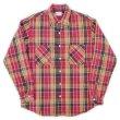 画像1: 70's BIG MAC ヘビーネルシャツ (1)