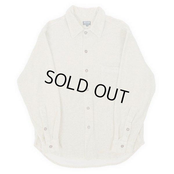 """画像1: 90's URBAN INSTINCT L/S パイルシャツ """"MADE IN USA"""" (1)"""