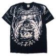 画像1: 90-00's LIQUID BLUE オールオーバープリントTシャツ (1)
