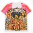 """画像2: 90's The Jimi Hendrix Experience バンドTシャツ """"MADE IN USA"""" (2)"""