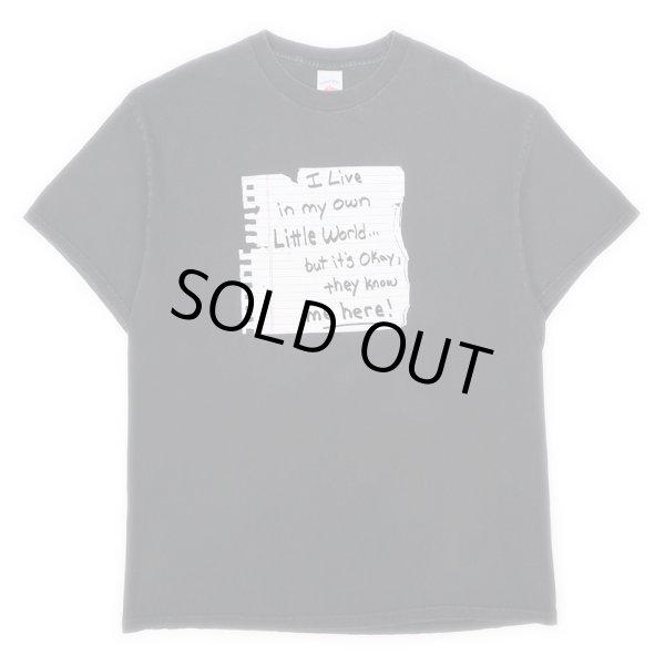 画像1: 00's Tennessee River プリントTシャツ (1)