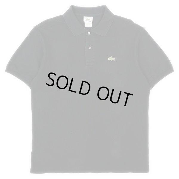 """画像1: 00's LACOSTE ポロシャツ """"DESIGNED IN FRANCE"""" (1)"""