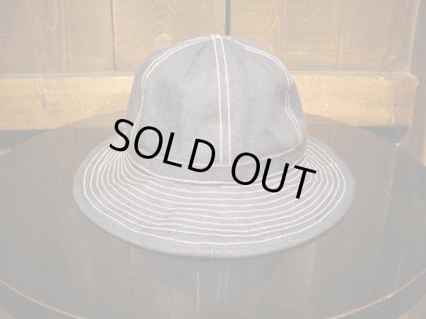 画像1: オリジナルDENIM HAT (1)